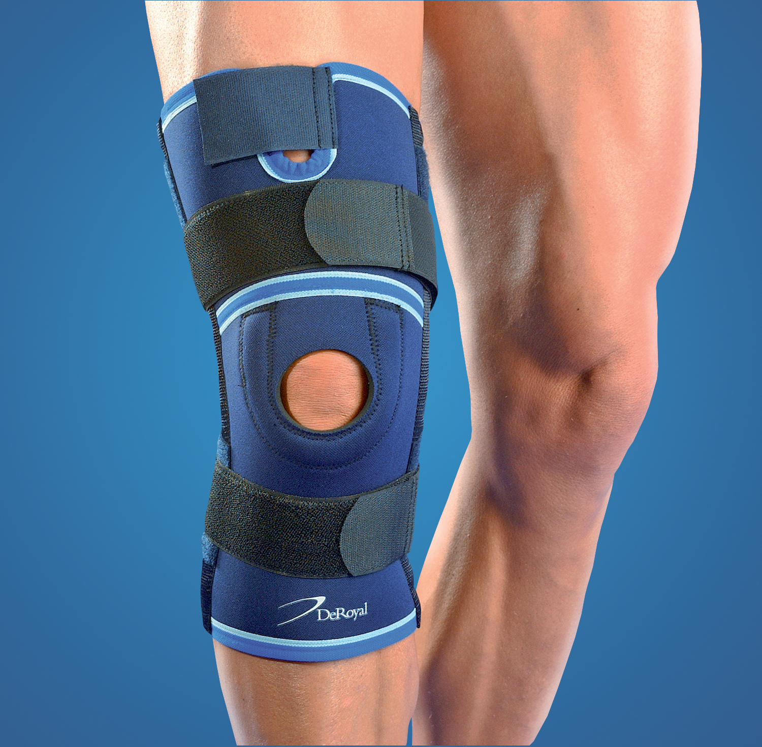 82adf06e8c Knee Support with Flexible Stays